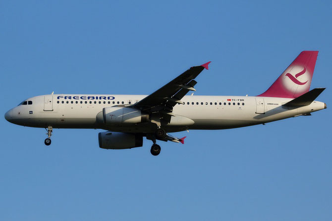 TC-FBR A320-232 2524 Freebird Airlines