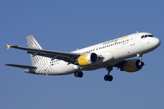 Airbus A320 - MSN 3293 - EC-KKT @ Aeroporto di Verona © Piti Spotter Club Verona