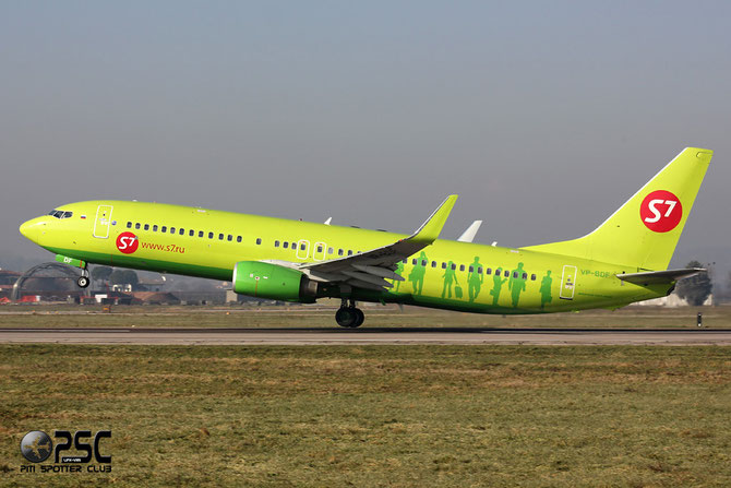 Boeing 737 Next Gen - MSN 30672 - VP-BDF  @ Aeroporto di Verona © Piti Spotter Club Verona