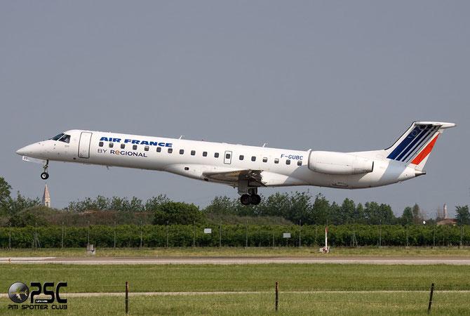 Embraer 135/145 - MSN 556 - F-GUBC  @ Aeroporto di Verona © Piti Spotter Club Verona
