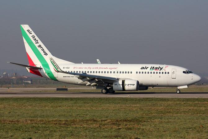 Boeing 737 Next Gen - MSN 32422 - EI-IGU  @ Aeroporto di Verona © Piti Spotter Club Verona