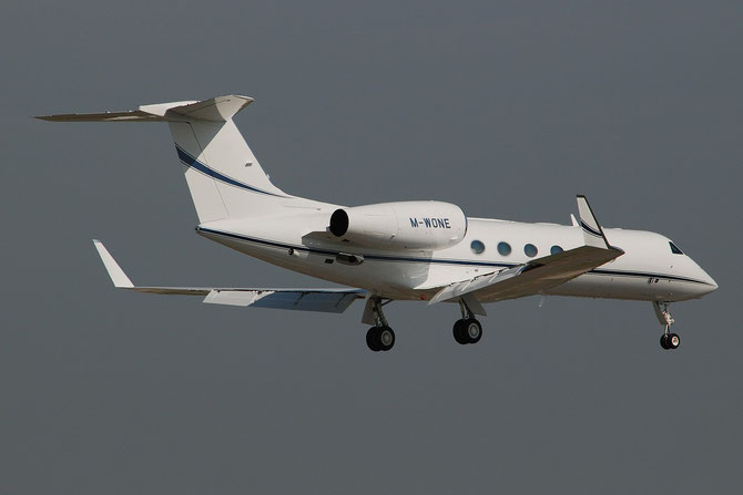 M-WONE G450 4319 RYT Aviation LP Inc. @ Aeroporto di Verona © Piti Spotter Club Verona