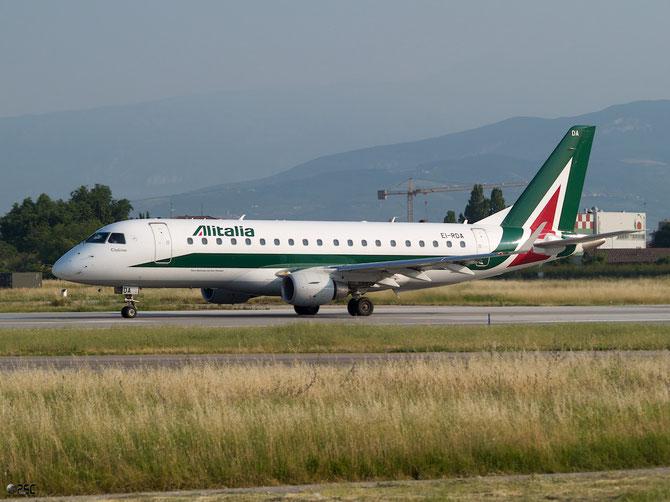 Embraer 170/175 - MSN 330 - EI-RDA @ Aeroporto di Verona © Piti Spotter Club Verona