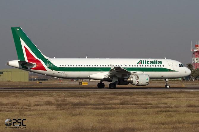 Airbus A320 - MSN 3213 - EI-DSI  @ Aeroporto di Verona © Piti Spotter Club Verona