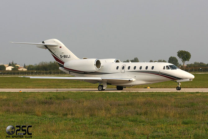 D-BKLI Ce750 750-0219 Lidl / Daimler-Chrysler Aviation