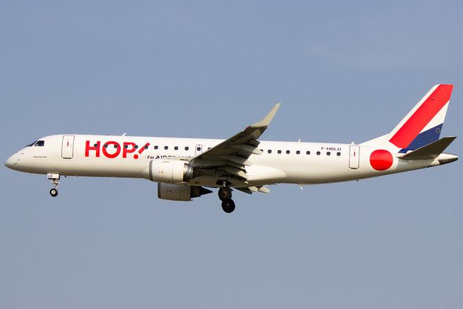 F-HBLD ERJ190LR 19000113 HOP!