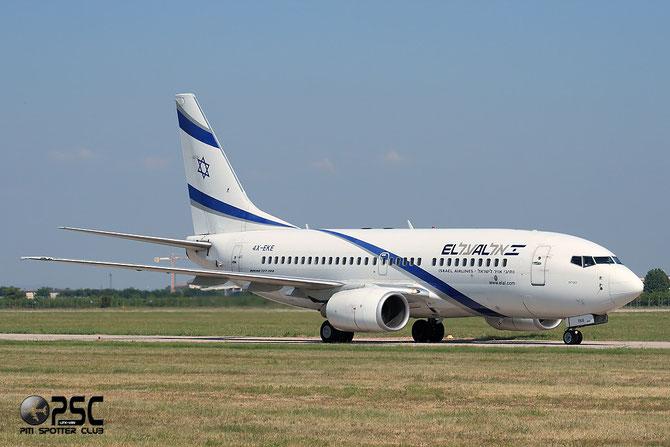 4X-EKE B737-758 29961/442 El Al Israel Airlines