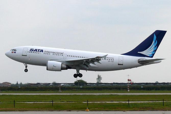 CS-TGV A310-304 651 SATA International - Serviço e Transportes Aéreos