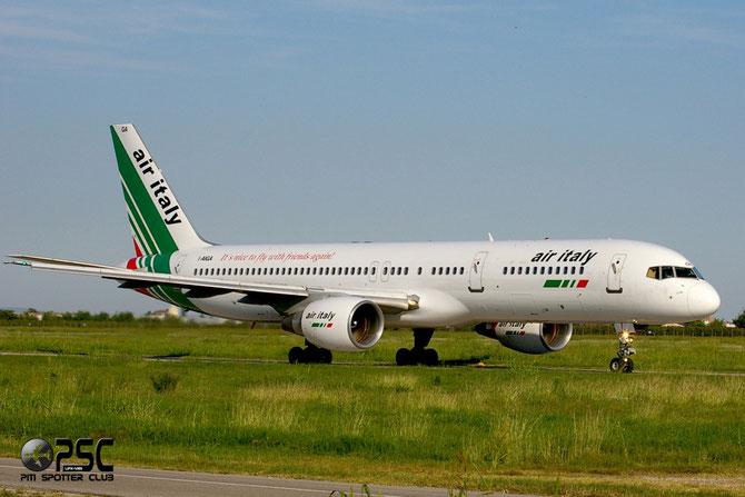 Boeing 757 - MSN 24748 - I-AIGA @ Aeroporto di Verona © Piti Spotter Club Verona