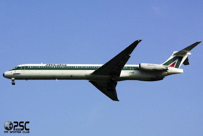 McDonnell Douglas MD-80/90 - MSN 49549 - I-DAVP  @ Aeroporto di Verona © Piti Spotter Club Verona