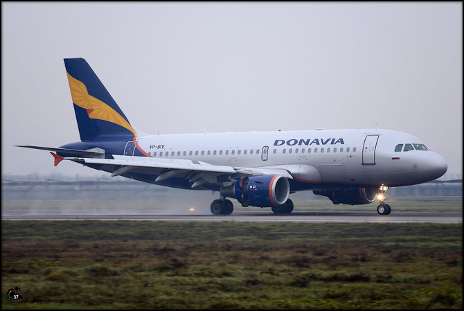 VP-BIV A319-115LR 3065 Donavia Airlines @ Aeroporto di Verona © Piti Spotter Club Verona