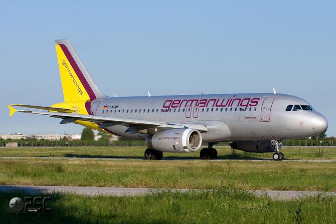 Airbus A319 - MSN 3500 - D-AGWK  @ Aeroporto di Verona © Piti Spotter Club Verona