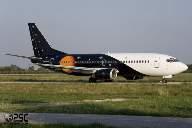 G-ZAPW B737-3L9QC 24219/1600 Titan Airways @ Aeroporto di Verona © Piti Spotter Club Verona