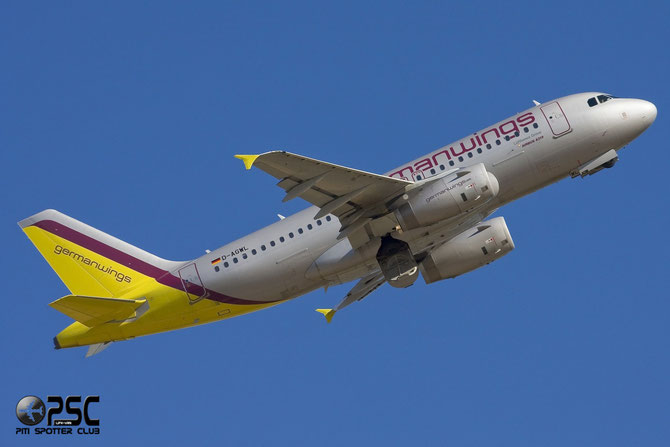 Airbus A319 - MSN 3534 - D-AGWL  @ Aeroporto di Verona © Piti Spotter Club Verona