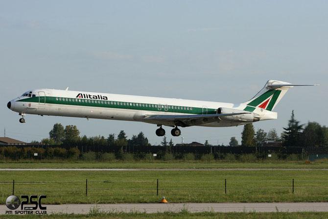 McDonnell Douglas MD-80/90 - MSN 53234 - I-DATR @ Aeroporto di Verona © Piti Spotter Club Verona
