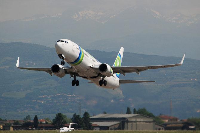 Boeing 737 Next Gen - MSN 28248 - PH-HZX @ Aeroporto di Verona © Piti Spotter Club Verona