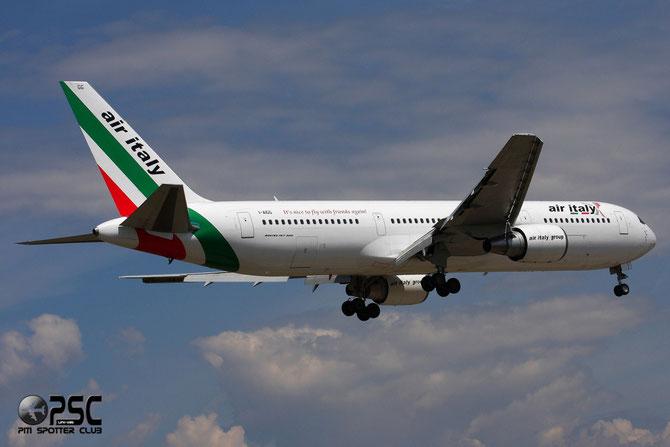 Boeing 767 - MSN 28041 - I-AIGG  @ Aeroporto di Verona © Piti Spotter Club Verona