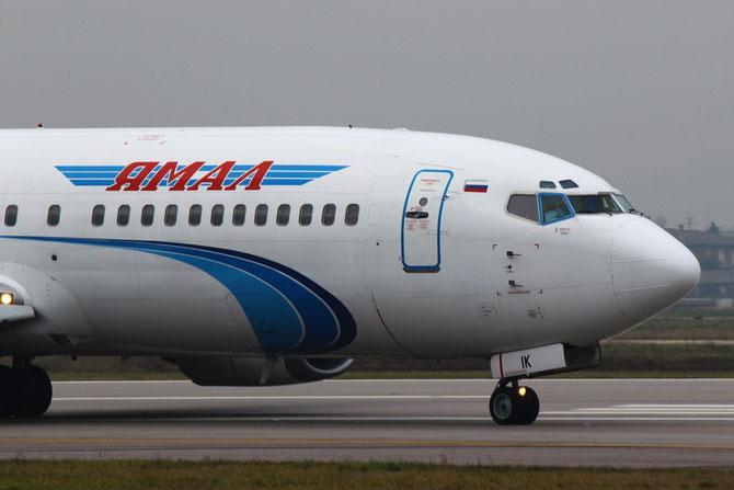Boeing 737 - MSN 25775 - VQ-BIK @ Aeroporto di Verona © Piti Spotter Club Verona