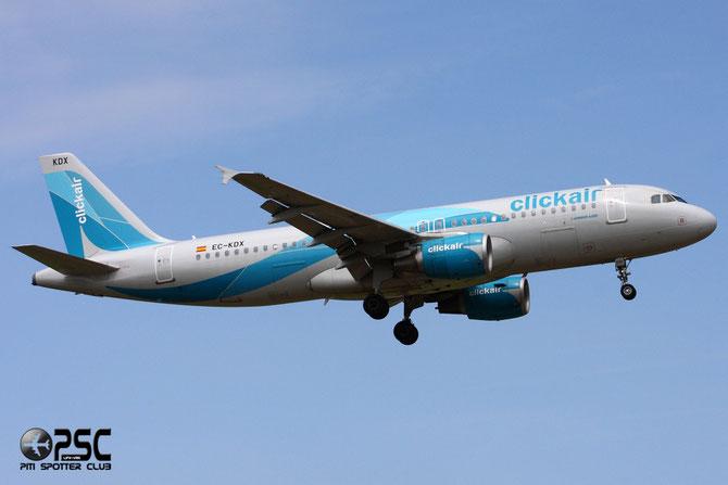 Airbus A320 - MSN 3151 - EC-KDX  @ Aeroporto di Verona © Piti Spotter Club Verona