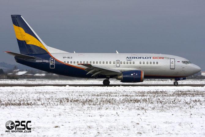 Boeing 737 - MSN 25233 - VP-BLG @ Aeroporto di Verona © Piti Spotter Club Verona