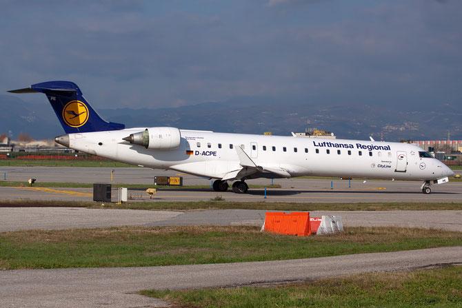 Canadair Regional Jet - MSN 10027 - D-ACPE  @ Aeroporto di Verona © Piti Spotter Club Verona