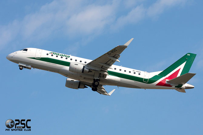 Embraer 170/175 - MSN 348 - EI-RDO @ Aeroporto di Verona © Piti Spotter Club Verona