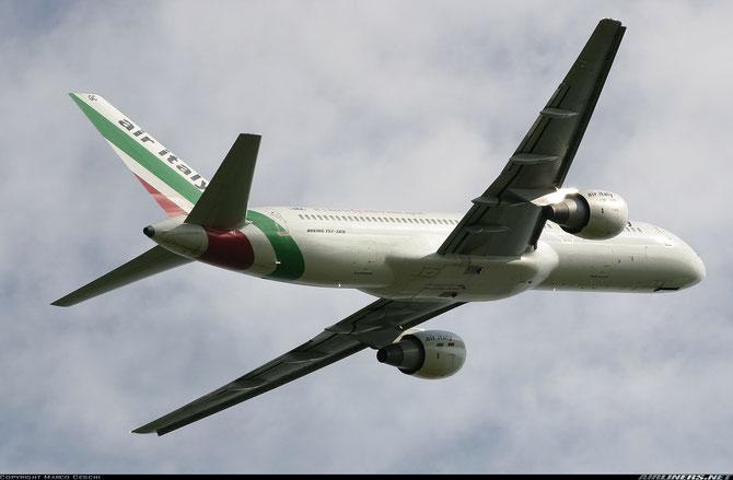 I-AIGC B757-230 24747/275 Air Italy @ Aeroporto di Verona © Piti Spotter Club Verona