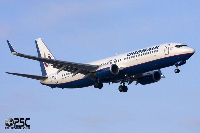 Boeing 737 Next Gen - MSN 29036 - VQ-BEM @ Aeroporto di Verona © Piti Spotter Club Verona