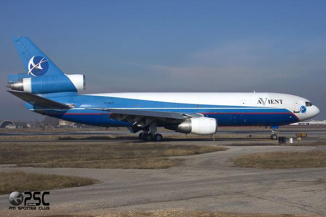 McDonnell Douglas DC-10 - MSN 47818 - Z-ALT @ Aeroporto di Verona © Piti Spotter Club Verona