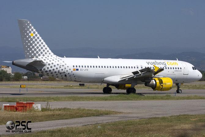 Airbus A320 - MSN 2962 - EC-JYX @ Aeroporto di Verona © Piti Spotter Club Verona