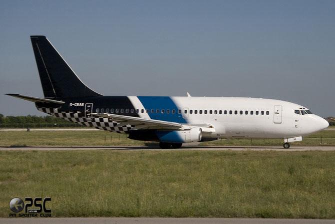 G-CEAE B737-229 20912/365 European AirCharter