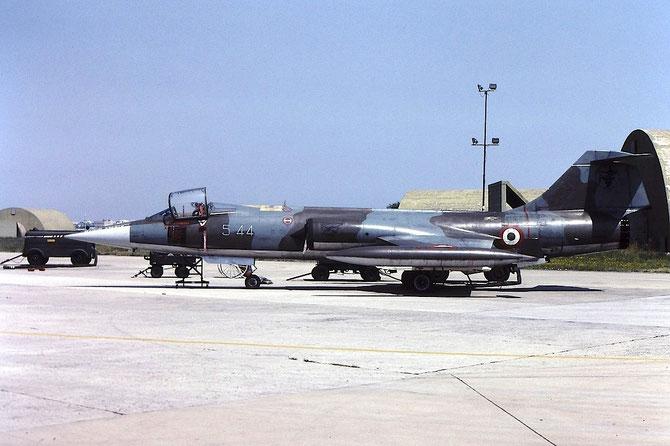 MM6881 4-59 F-104S-ASA-M 1181 Grazzanise (CE