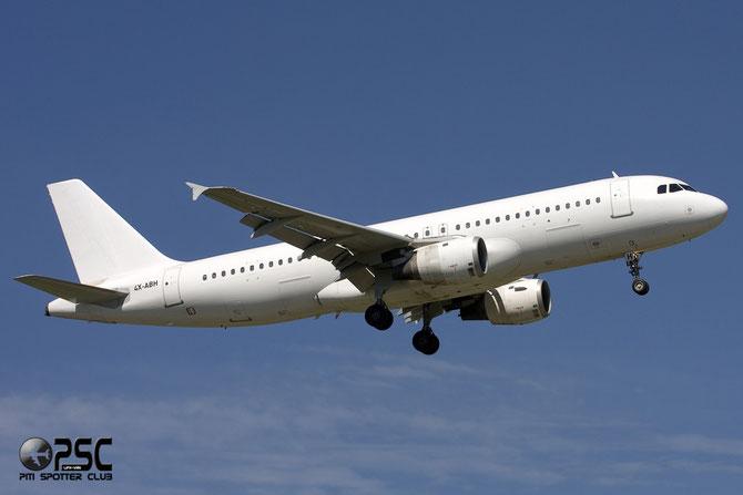 4X-ABH A320-211 426 Israir