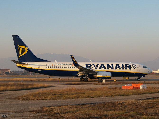 Boeing 737 Next Gen - MSN 38500 - EI-EKK  @ Aeroporto di Verona © Piti Spotter Club Verona