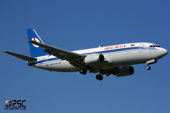 Boeing 737 - MSN 26294 - EW-254PA