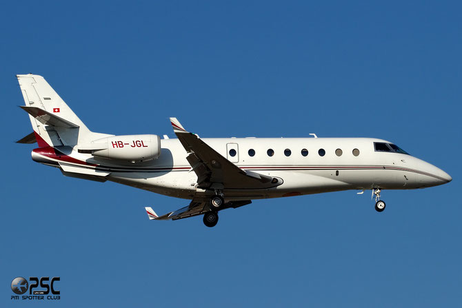 HB-JGL G200 193 TAG Aviation