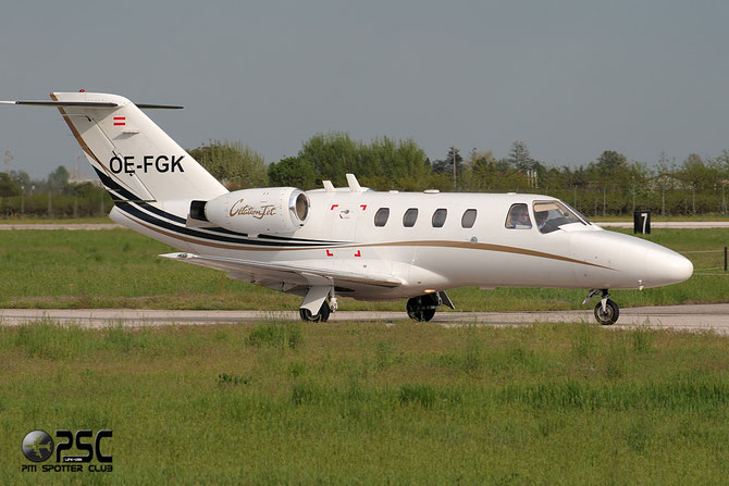 OE-FGK Ce525 525-0331 Salzburg Jet Aviation GmbH