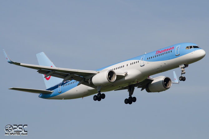 G-OOBG B757-236 29942/867 Thomson Airways