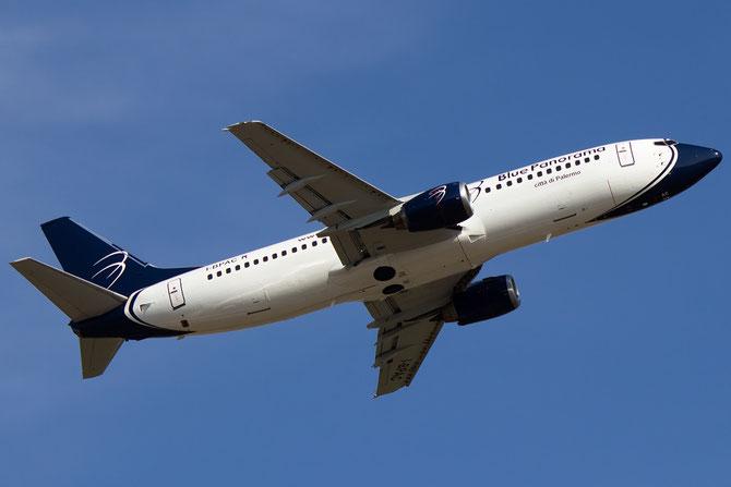 I-BPAC B737-4K5 27074/2281 Blue Panorama Airlines @ Aeroporto di Verona © Piti Spotter Club Verona