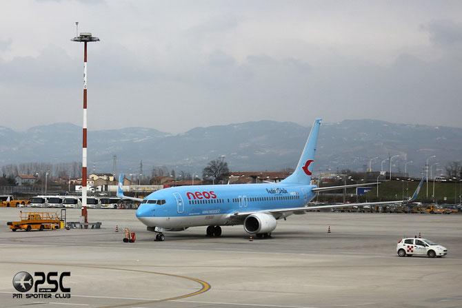 Boeing 737 Next Gen - MSN 33004 - I-NEOT  @ Aeroporto di Verona © Piti Spotter Club Verona