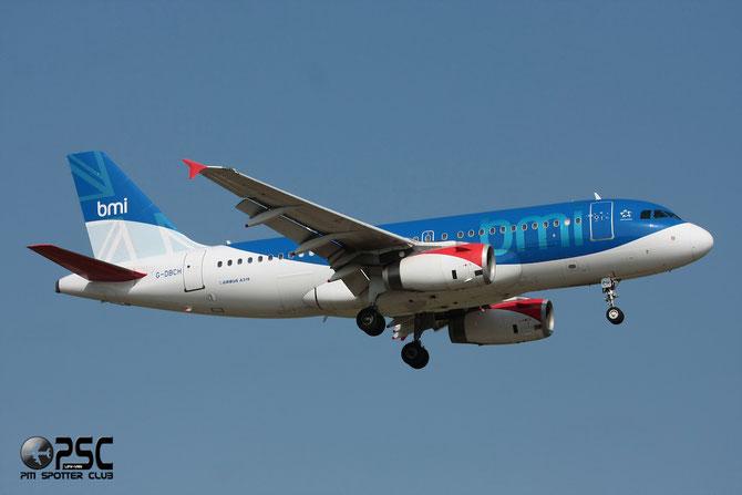 Airbus A319 - MSN 2697 - G-DBCH @ Aeroporto di Verona © Piti Spotter Club Verona