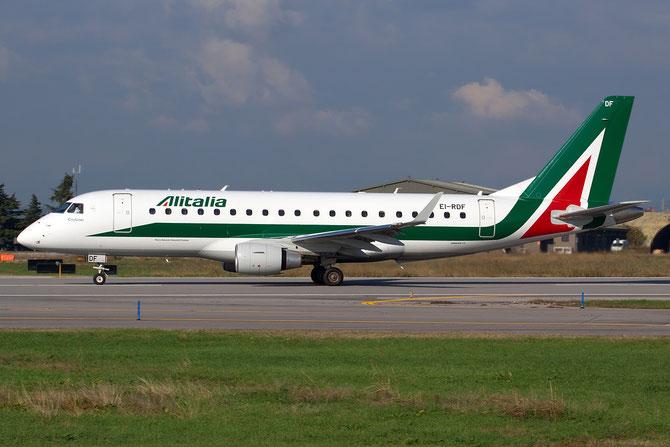 Embraer 170/175 - MSN 337 - EI-RDF  @ Aeroporto di Verona © Piti Spotter Club Verona