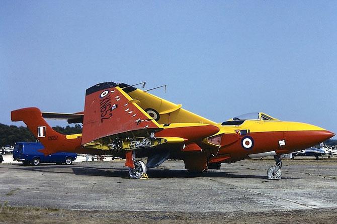 XN652  Sea Vixen FAW2 10084