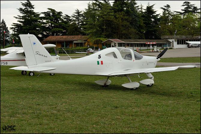 I-A110 @ Aeroporto Verona Boscomantico © Piti Spotter Club Verona