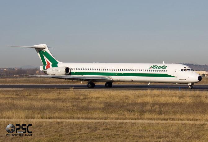 McDonnell Douglas MD-80/90 - MSN 53230 - I-DATM  @ Aeroporto di Verona © Piti Spotter Club Verona