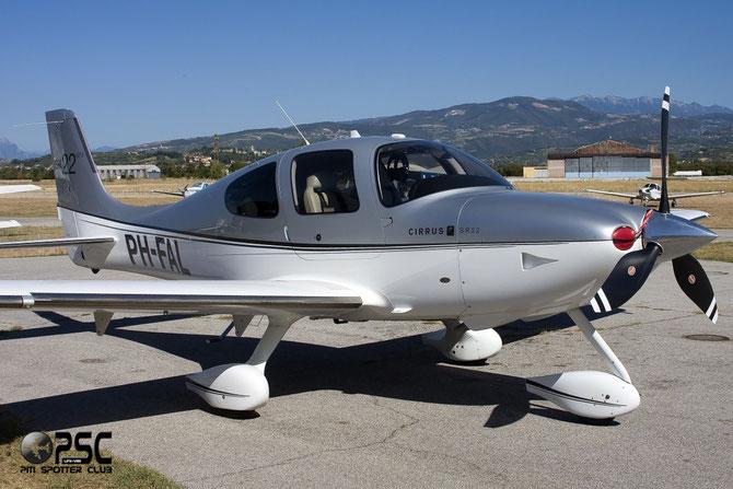 PH-FAL Cirrus Design Corp SR-22 SR22 3662