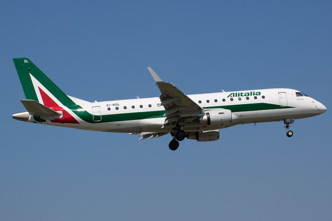 Embraer 170/175 - MSN 345 - EI-RDL  @ Aeroporto di Verona © Piti Spotter Club Verona