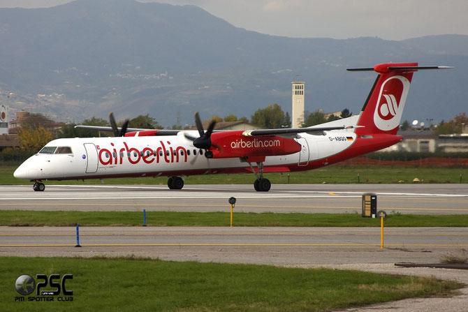D-ABQG DHC-8-402 4250 Air Berlin