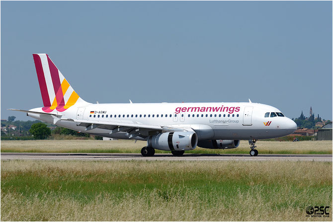 D-AGWU A319-132 5457 Germanwings