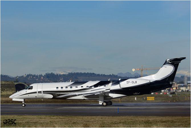 SP-DLB ERJ135BJ 14501100 Blue Jet